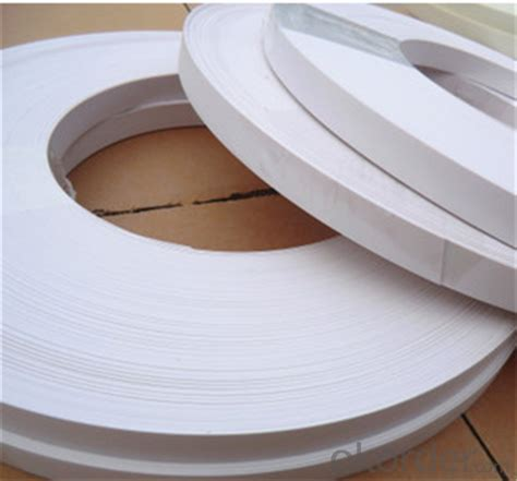 buy white high clear pvc edge banding  plywood  mdf