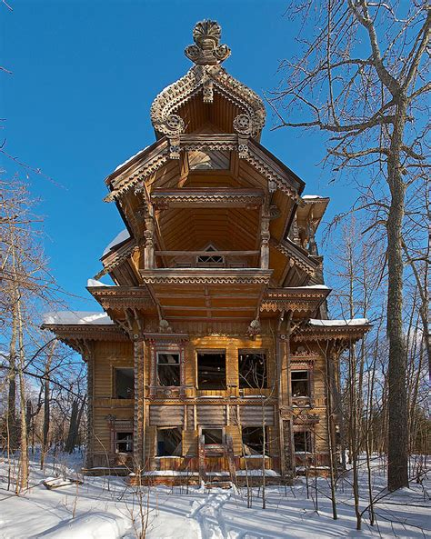 houses in russia 31 haunting images of abandoned places that will give you goose bumps bored panda