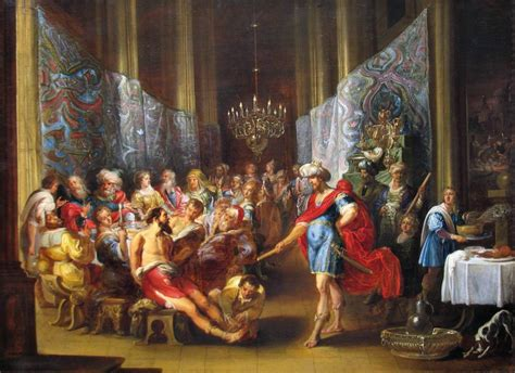 Wedding At Cana Niv by Doubting An Tradition The Gospels The Parables