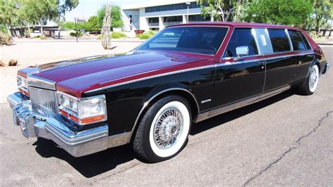 1981 cadillac seville built for presidents 1981 cadillac seville limo