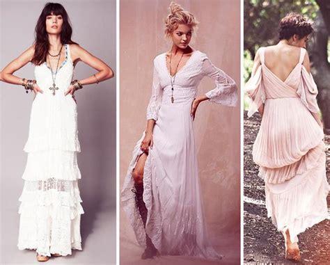 Imagenes De Vestidos De Novia Hippie Chic | vestidos de novia hippie chic cortos mejores vestidos de