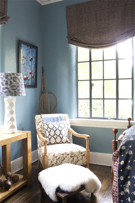 Farrow & Ball Stone Blue Photos, Design, Ideas, Remodel, and Decor   Lonny