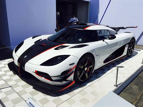 Monterey 2015 The Final Koenigsegg One 1 Gtspirit