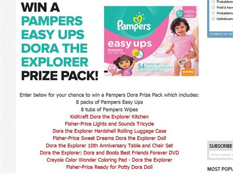The View 20 Day Vacation Giveaway - latina s pers dora the explorer sweepstakes