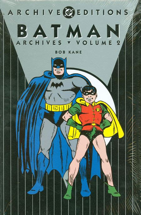 batman robin adventures vol 2 books batman archives vol 2 hc discount comic book service