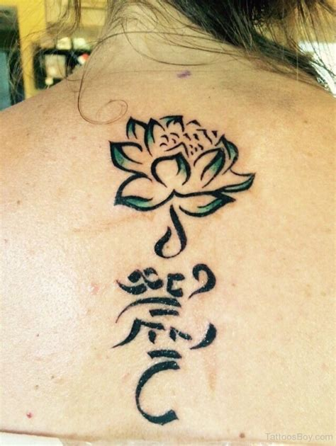 tibetan om tattoo designs tibetan tattoos designs pictures