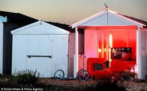 is this britain s most high tech hut seaside shed