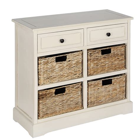 storage unit with basket drawers