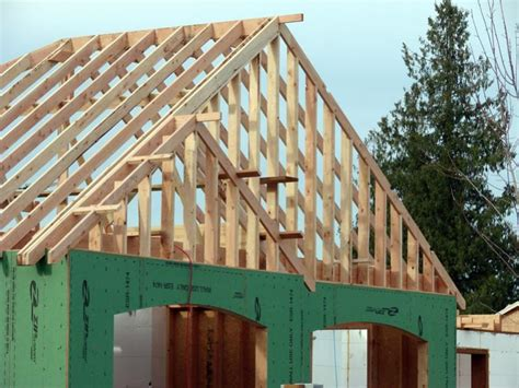 gable studs framing contractor talk