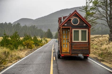 towing a tiny house the cost of towing a tiny house