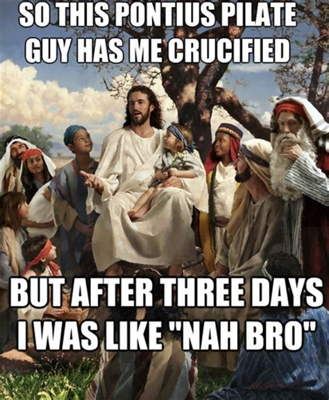 Jesus Good Friday Meme - why easter holidays should always be mandatory and retail