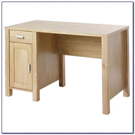 Fraser Corner Desk With Storage Oak Effect Tesco Desk Oak Effect Corner Desk