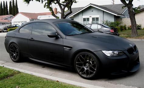 schwarz matt lack wie lackiere ich mein auto in matt schwarz farbe tuning