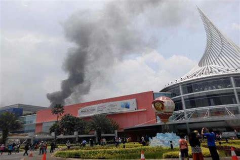 Ramen Margo City pasca kebakaran margo city dua restoran tutup
