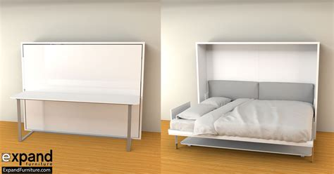 horizontal wall bed murphy beds with desk full image for murphy bed office
