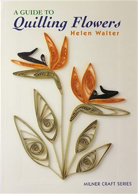 quilling books inna s creations book a guide to quilling flowers