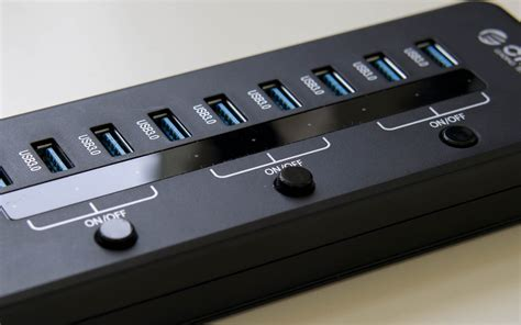 Usb 3 0 Hub orico 10 port usb 3 0 hub techtest
