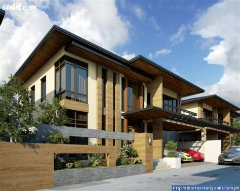 modern japanese house design filinvest  brgy batasan hills quezon city metro manila