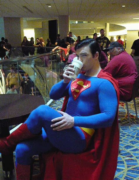 Superman Drinking Meme - superman gifs find share on giphy
