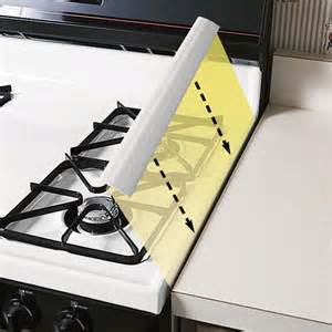 stove counter gap cover stove counter gap filler