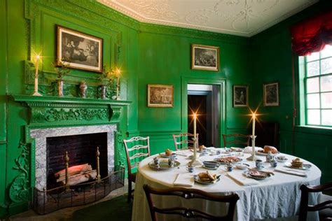 Mount Vernon Dining Room by Found This In House Beautiful S Color By Cregan
