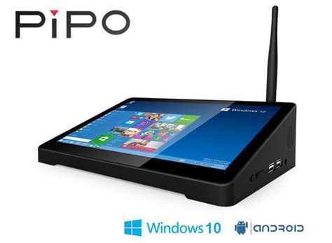 Lcd Tab 10in Imo X9 pipo x9 offers windows 10 and android in an form factor tablets news hexus net