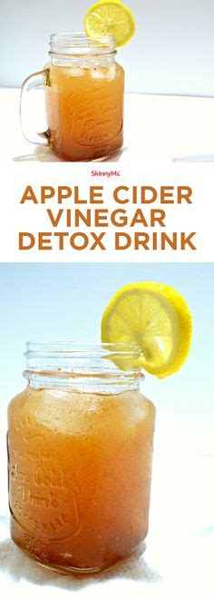 Apple Cider Detox Drink Does It Work by Can Apple Cider Vinegar Help You Lose Weight