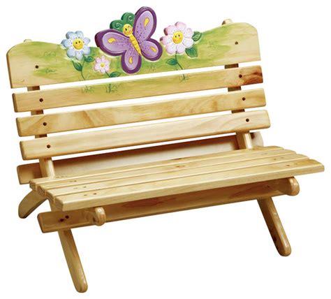 outdoor toy storage bench teamson kids magic garden outdoor bench transitional