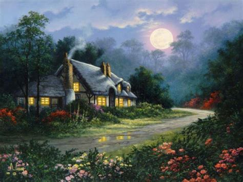 Country Cottage Wallpaper by Pictures Of Cottages Country Cottage Jpg Wallpaper