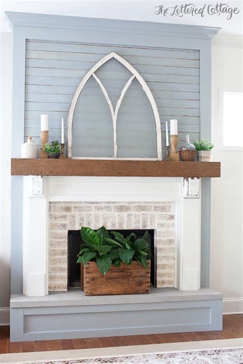 Window Mantle 21 Tips To Diy And Decorate Your Fireplace Mantel Shelf