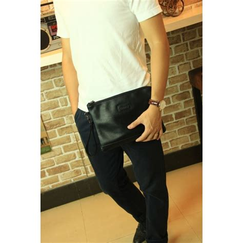 Clutch Tas Tangan Pria Impor Korean Style Ishiya Nyx 1 jual tas clutch pria kulit