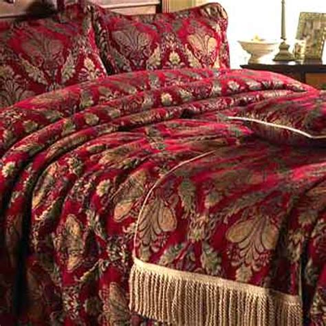 burgundy and gold comforter set king paoletti shiraz comforter bedspread burgundy gold king