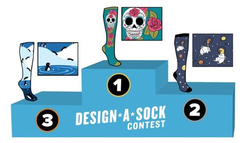 design sock contest enter the annual global design a sock contest geekdad