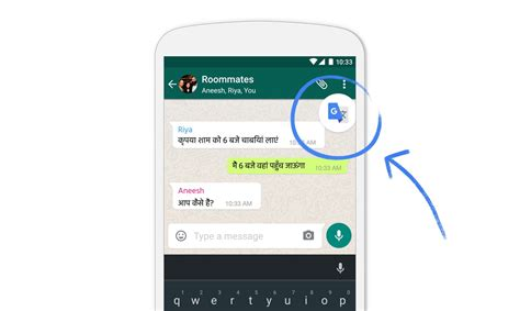translator app android translate now works in apps on any android phone