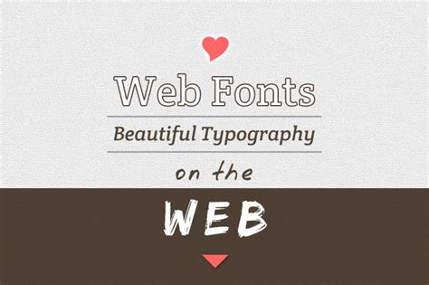 typography ear web fonts beautiful typography on the web middle ear media