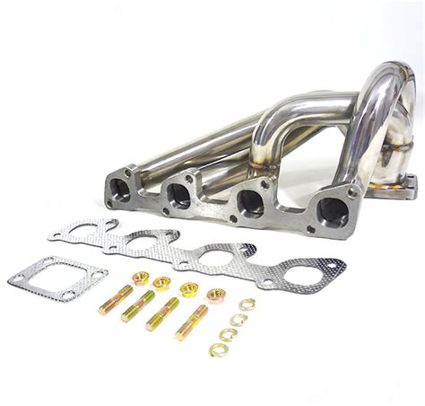 year volvo   engine turbo exhaust manifold ebay