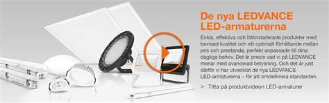Armature Lu Downlight ledvance luminaires portfolio voltimum sverige