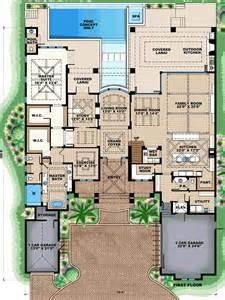Motor Pool Floor Plan House Plan Chp 56991 At Coolhouseplans Com