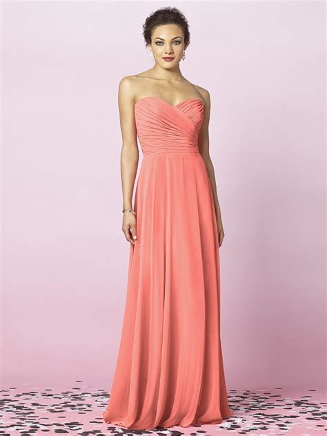 Bridesmaid Dresses Dessy - after six bridesmaids style 6639 the dessy