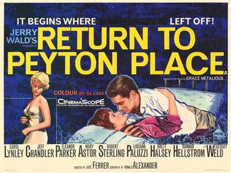 A Place Putlockers Vagebond S Screenshots Return To Peyton Place 1961