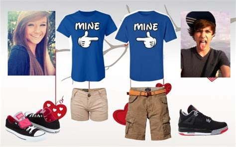 Matching Clothes Boyfriend Quot Matching Bf And Gf Quot By My Name Is Liked