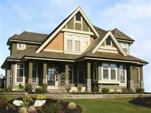 Green exterior house color schemes car tuning