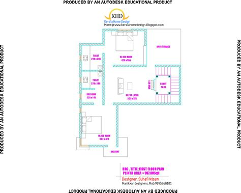 sqft to sqmeter house plan and elevation 2377 sq ft kerala home design