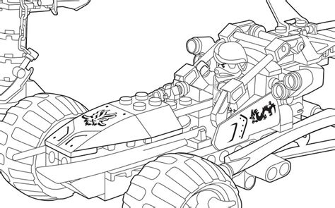 ninjago vehicles coloring pages coloriage et dessin de ninjago 224 imprimer