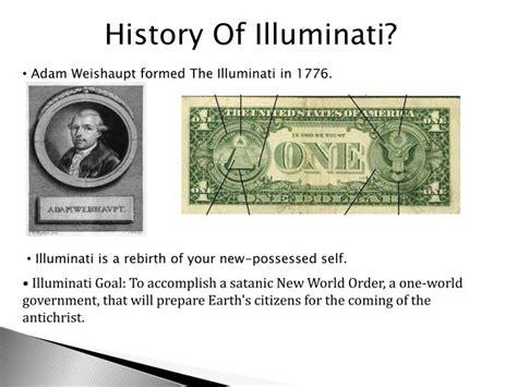 history of illuminati ppt illuminati powerpoint presentation id 2280558
