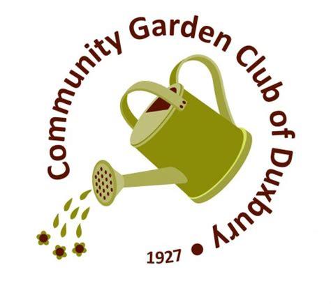 Garden Club Logo Community Garden Club Duxbury Logo Lw Creative