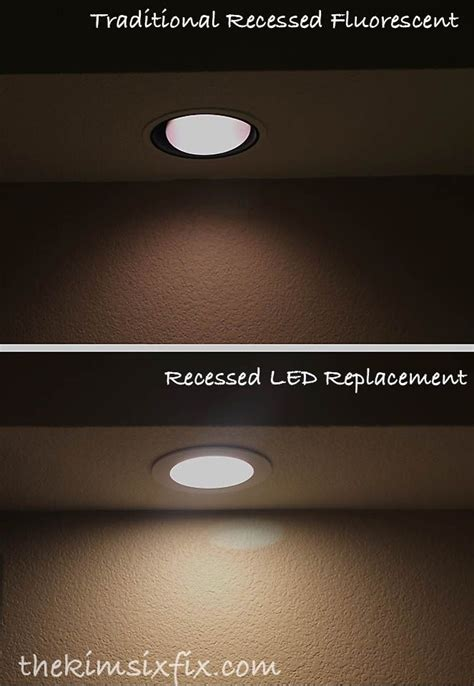 17 best ideas about led recessed ceiling lights on