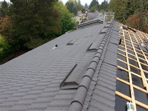 Tile Roof Installation Why Metal Tile Roofing Is A Great Choice Cc L Roofing