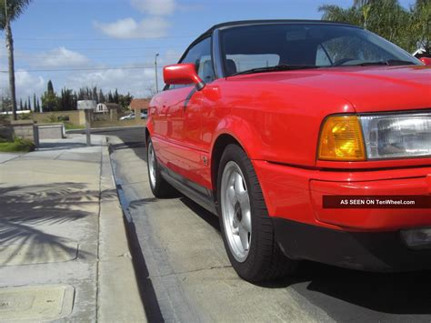 repair anti lock braking 1997 audi cabriolet interior lighting 1997 audi cabriolet base convertible 2 door 2 8l