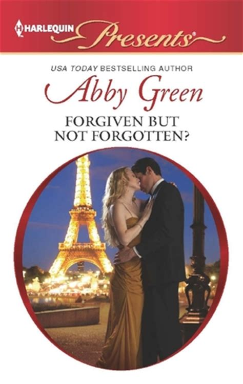 forgiven books forgiven but not forgotten by abby green reviews
